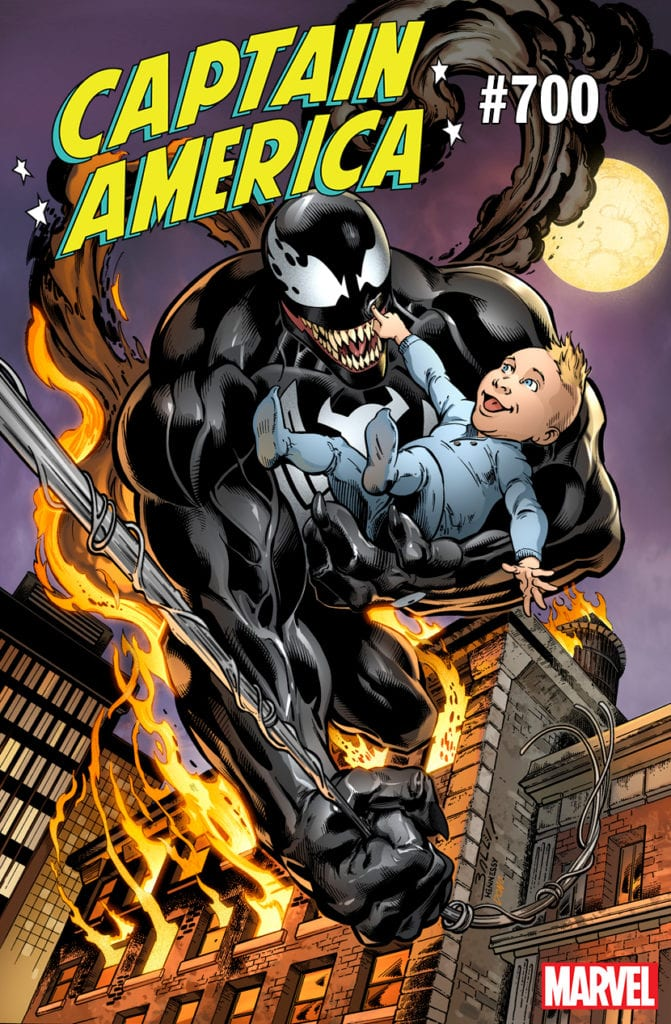 Marvel Artist Mike Perkins Talks About His Venom Variant Cover