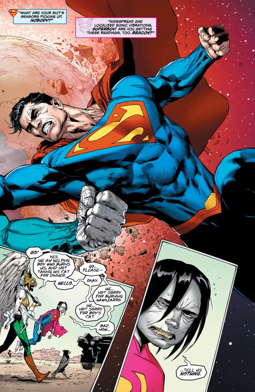 Exclusive Preview: SUPERMAN #44