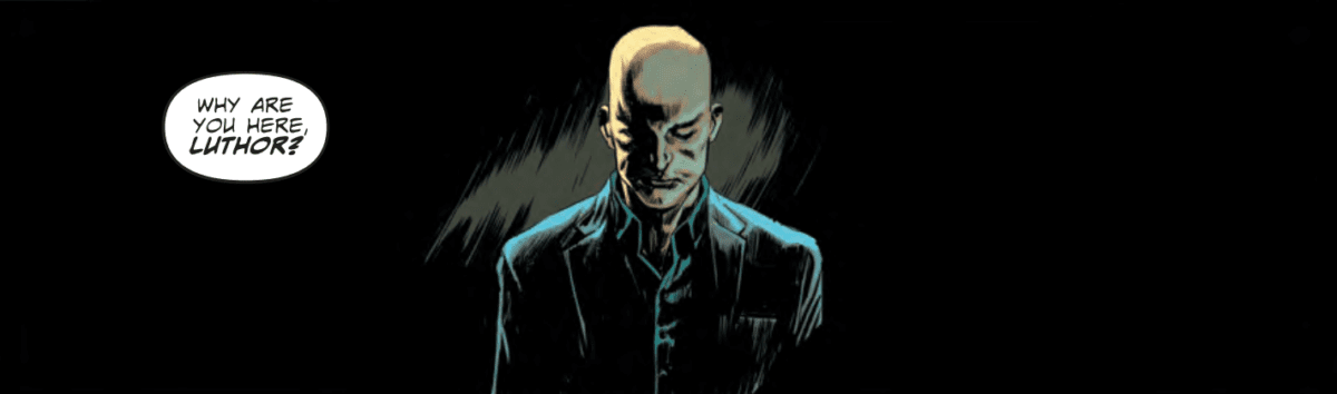 "ACTION COMICS #1000 Review: ""The Fifth Season"" Snyder's Intimate Conversation With Lex Luthor"