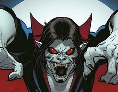 Morbius movie