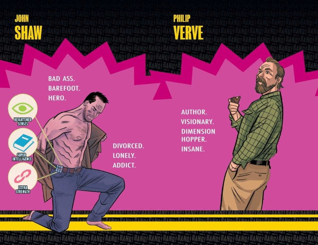 Exclusive Dark Horse Preview: BANG! #1