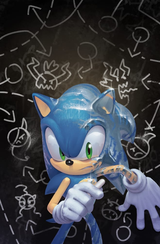 Idw S Sonic The Hedgehog Runs Free Of Archie Comics Past
