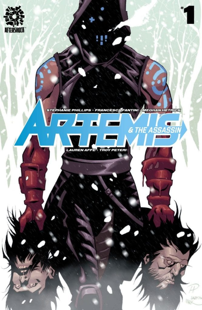 First Look: ARTEMIS AND THE ASSASSIN #1 From AfterShock Comics
