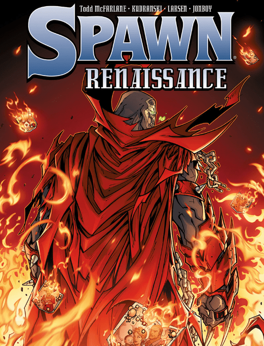 Delcourt probably give this Spawn story a better name.