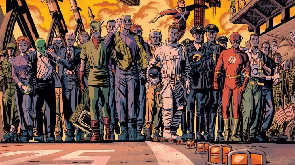 DC the new frontier p3