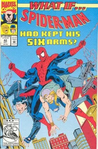 What If Spider-Man Had Kept His Six Arms?