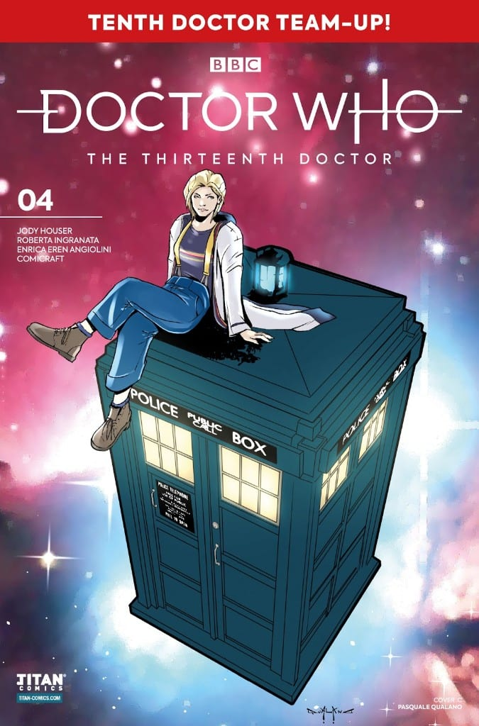 Doctor Who 2.4 cover