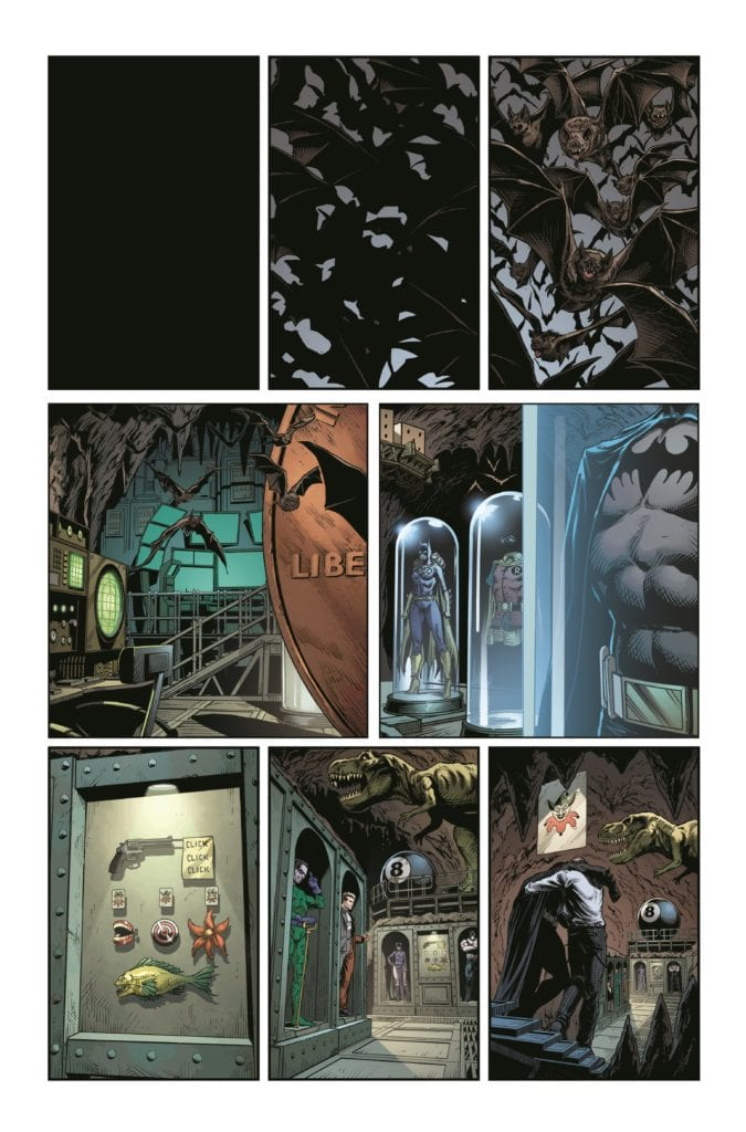 Batman: Three Jokers - page 2