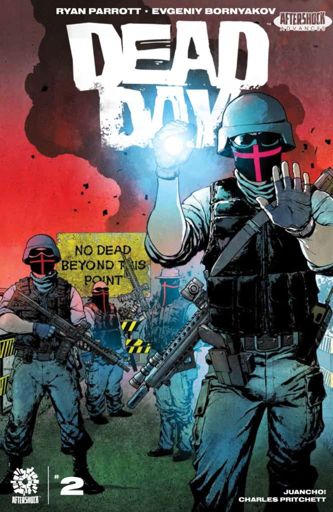 aftershock comics dead day exclusive preview