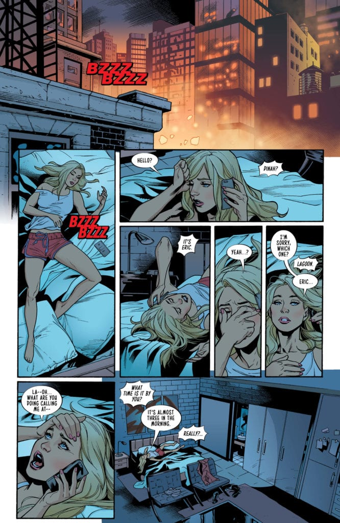 Birds of Prey 1 p1
