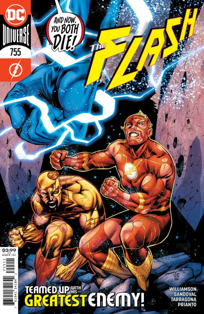 The Flash 755 cover