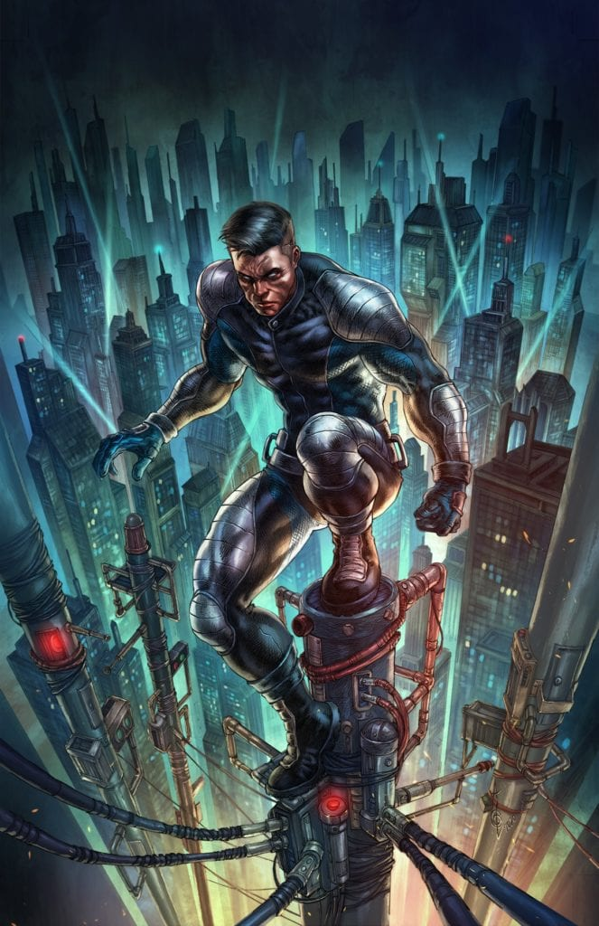 Nightwing #72 preview