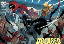 DCeased Hope At World's End #5, cover