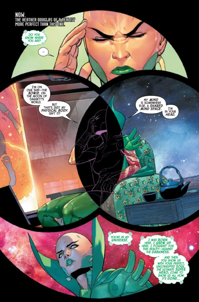marvel comics guardians of the galaxy #5 exclusive preview