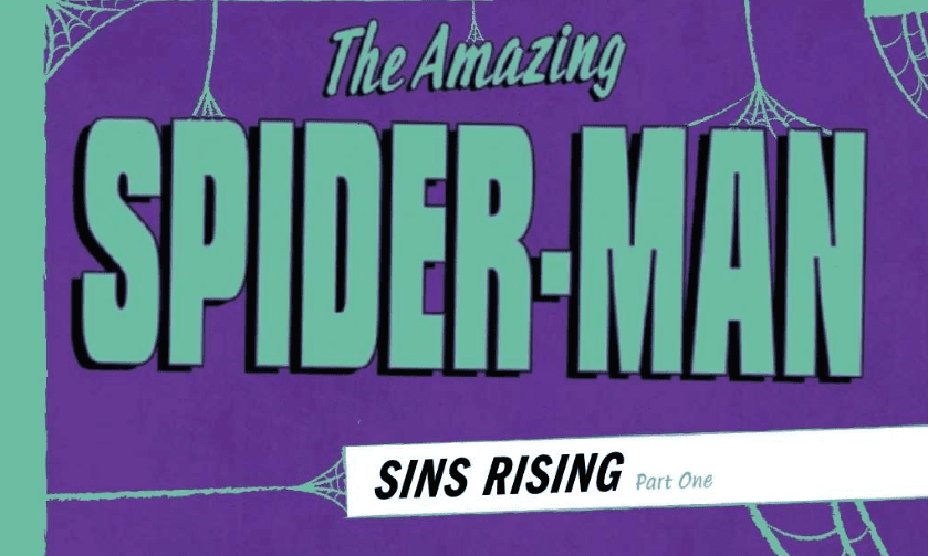 The Amazing Spider-Man #45 Intro