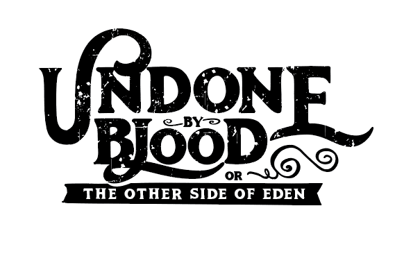 Undone By Blood - The Other Side Of Eden #1, cover