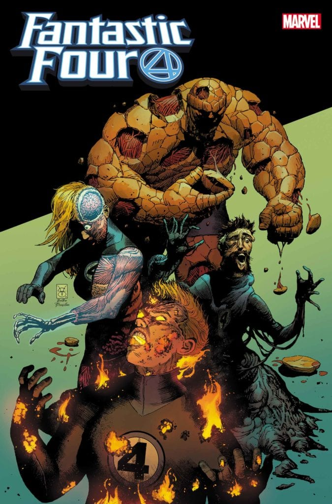 Marvel Comics Exclusive: FANTASTIC FOUR: ROAD TRIP #1