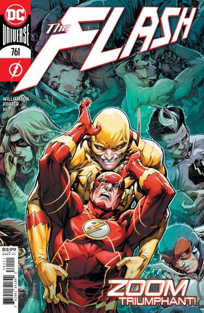 Flash 761 cover