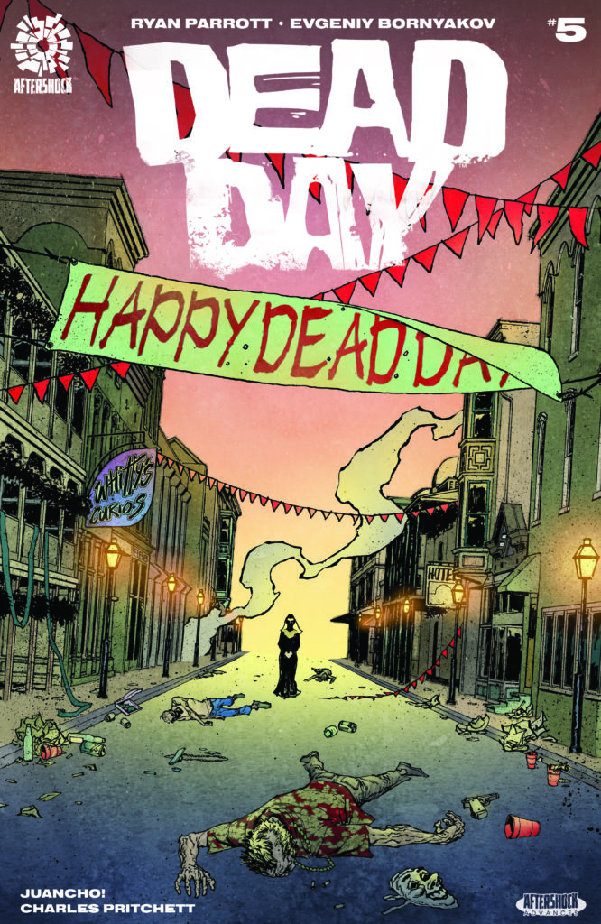 Exclusive AfterShock Preview: DEAD DAY #5