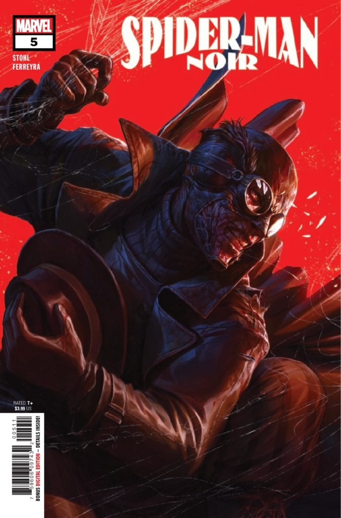 SPIDER-MAN NOIR #5 (OF 5)