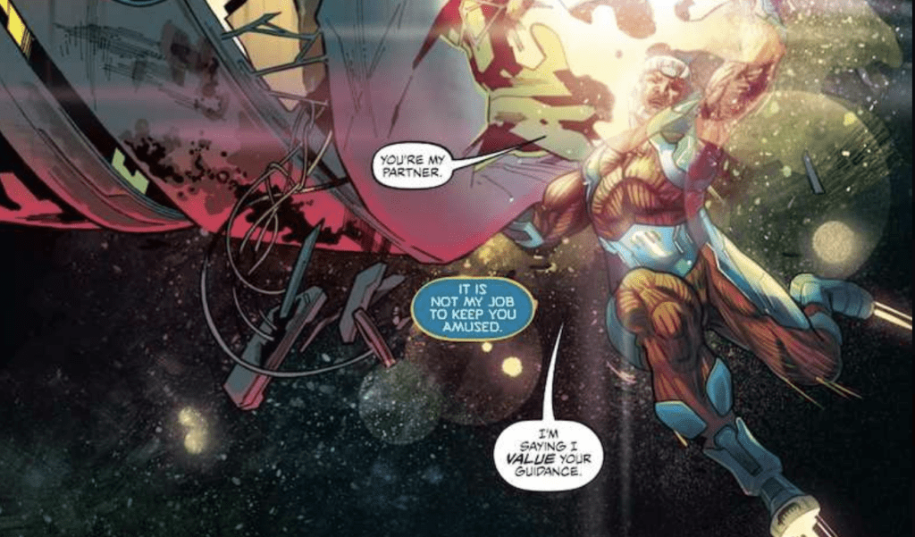 "Interview: Dennis ""Hopeless"" Hallum Explains How X-O MANOWAR Fits In Today's World"