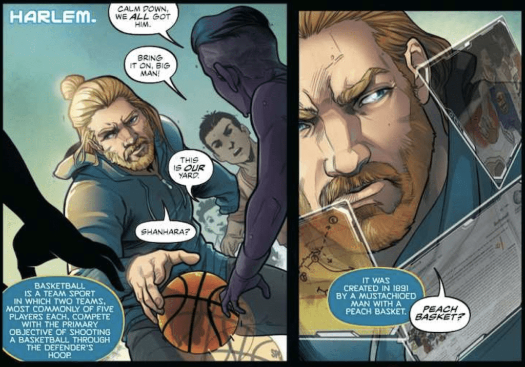 """Interview: Dennis """"Hopeless"""" Hallum Explains How X-O MANOWAR Fits In Today's World"""
