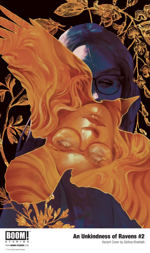 Exclusive Boom! Studios Preview: AN UNKINDNESS OF RAVENS #2