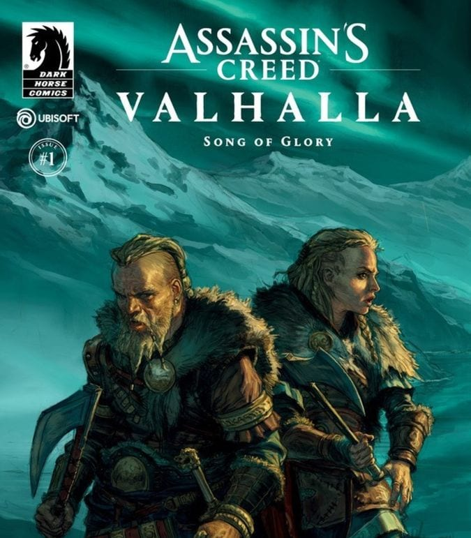 Review: ASSASSIN'S CREED VALHALLA: SONG OF GLORY #1 A Bloody Video Game Tie-in