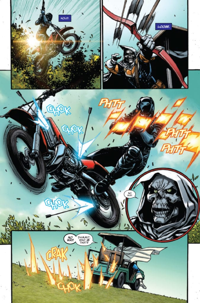 marvel comics exclusive preview taskmaster #1