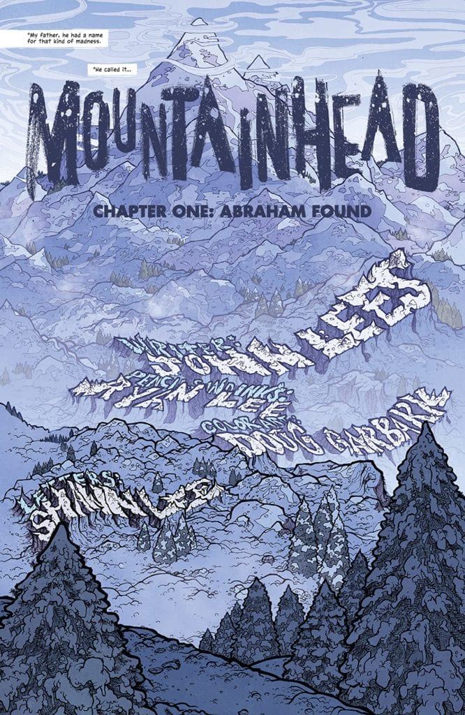 Mountainhead Vol. 1 Sample page 2