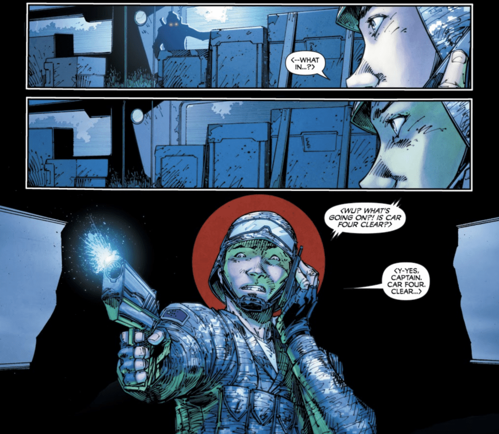 BLOODSHOT Colorist ANDREW DALHOUSE Explains His Process