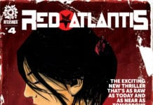 4-Page Preview RED ATLANTIS #4 From AfterShock Comics