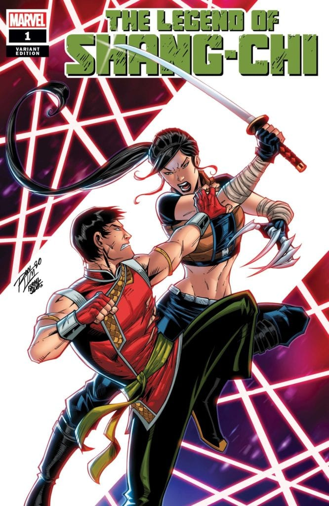 3-Page Preview: LEGEND OF SHANG-CHI #1