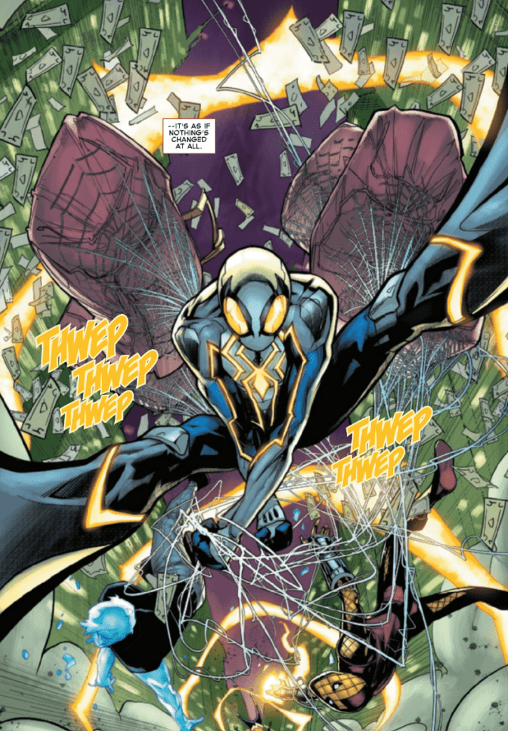 The Amazing Spider-Man #61 Story Example