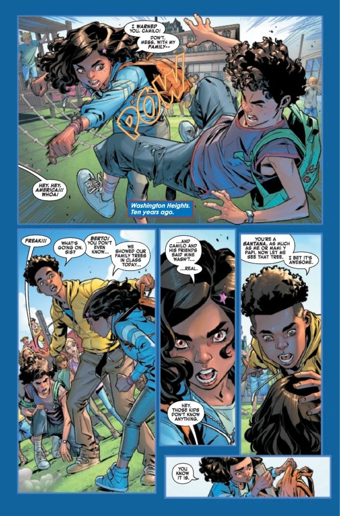 Preview: AMERICA CHAVEZ MADE IN USA #2 (OF 5)