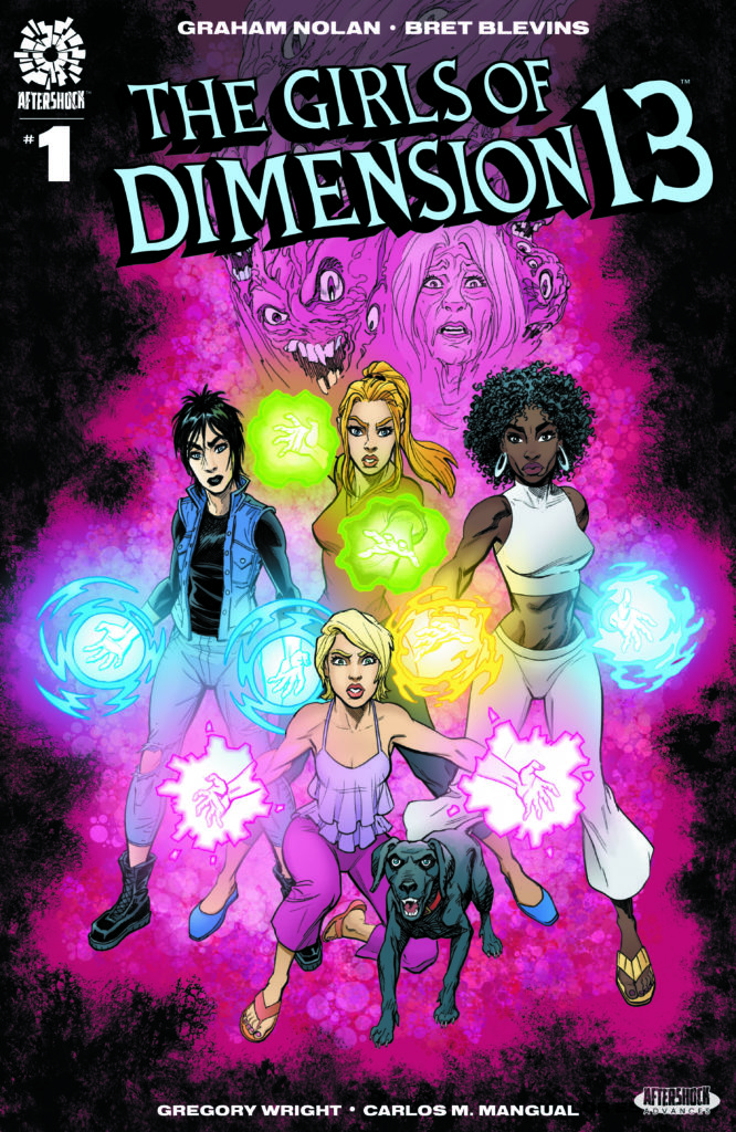 Exclusive Preview: GIRLS OF DIMENSION 13 #1 From AfterShock Comics