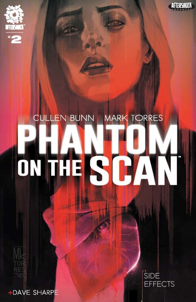 Cullen Bunn's PHANTOM ON THE SCAN #2 - Read the first four pages!