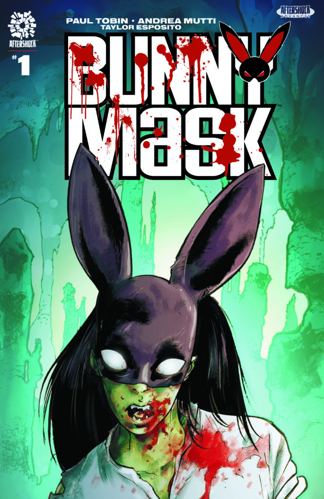 bunny mask aftershock comics exclusive preview