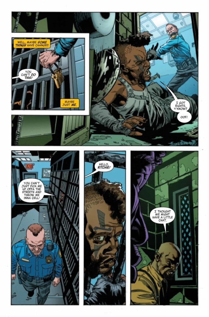 marvel comics exclusive preview heroes reborn american knights #1