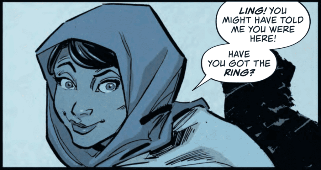 Review: COMPASS #1 (of 5) Shatters Expectations And Leaves You Wanting More