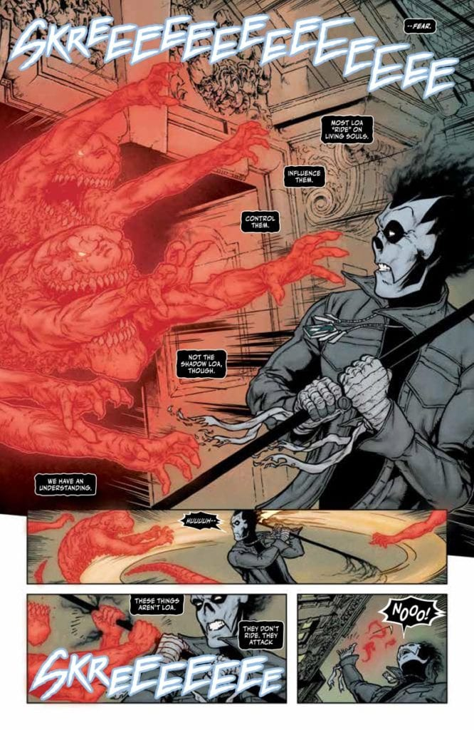 Shadowman #3 plot in the details