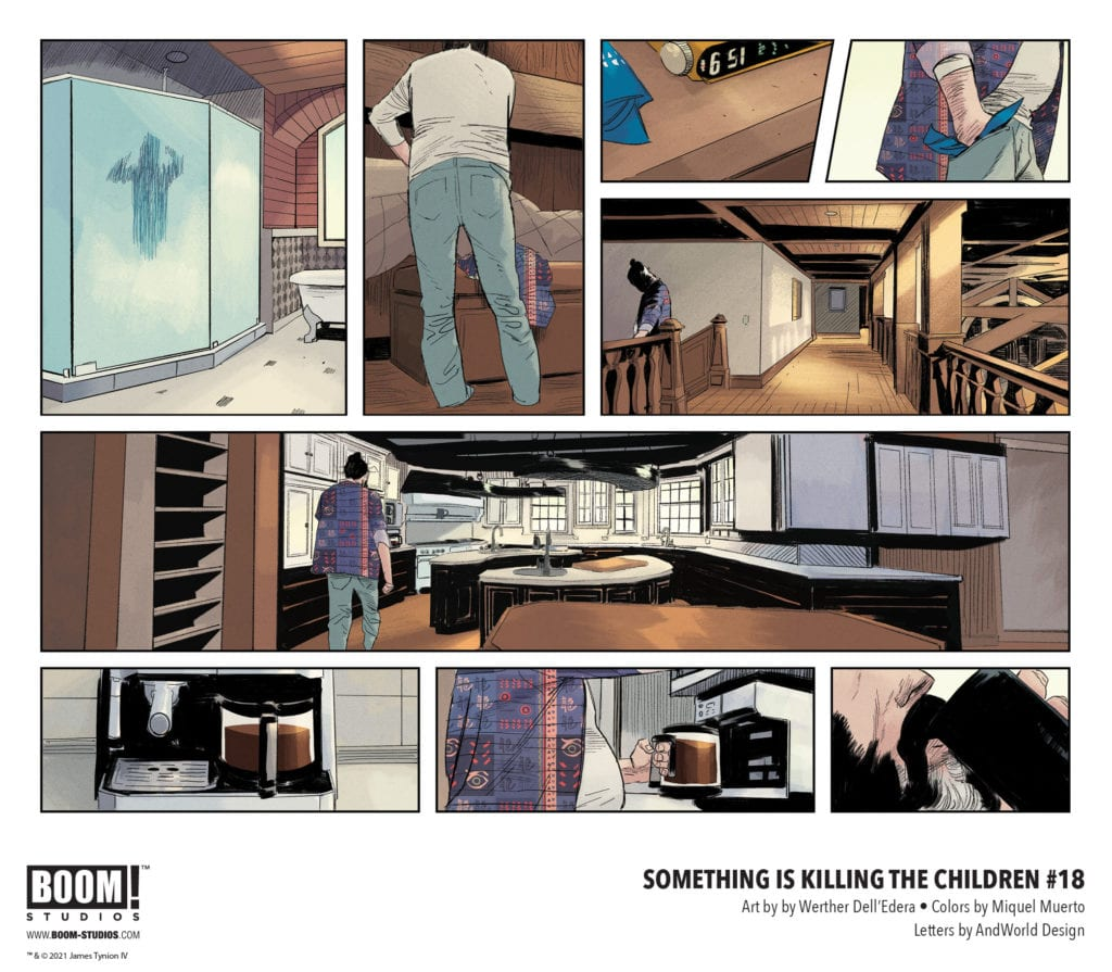 something is killing the children boom! studios exclusive preview