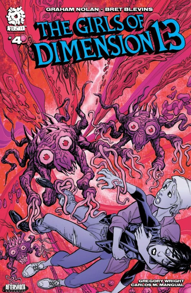 girls of dimension 13 aftershock comics exclusive preview