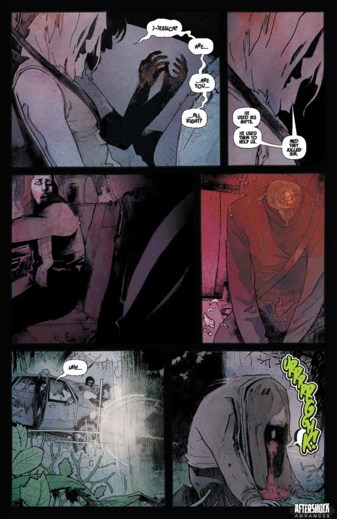 phantom on the scan aftershock comics exclusive preview