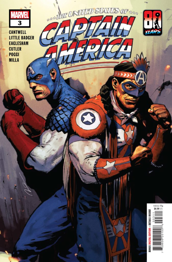 marvel comics exclusive preview united states of captain america #3