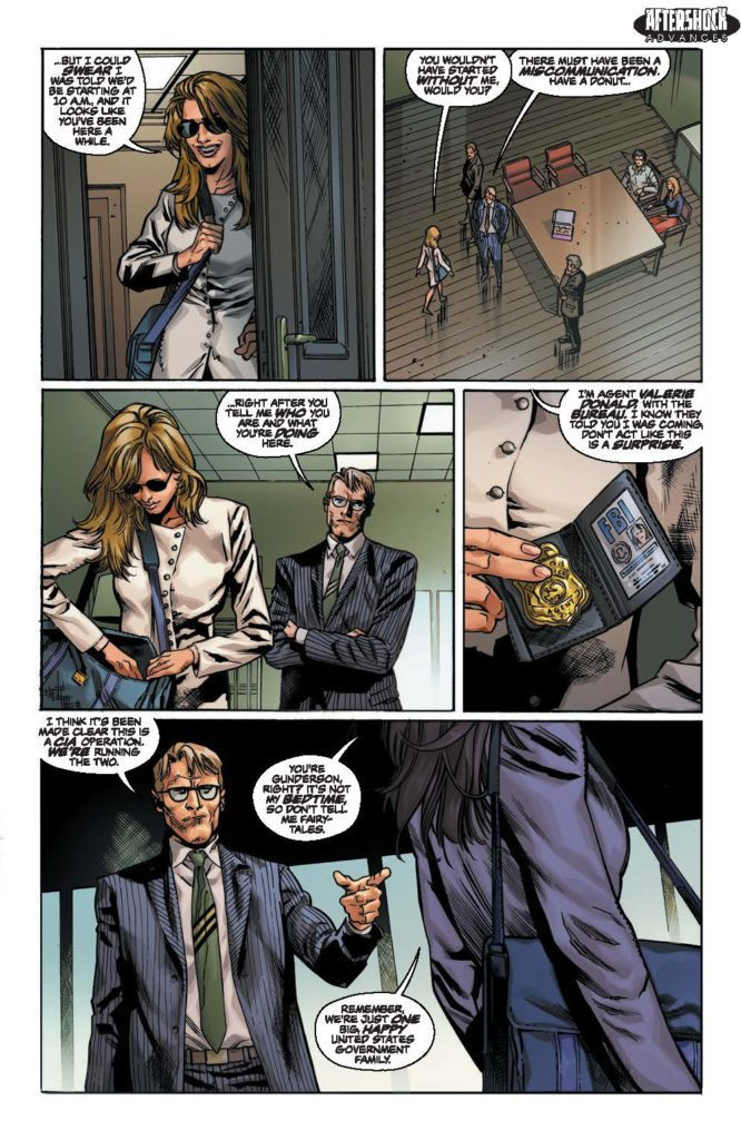 aftershock comics almost american exclusive preview