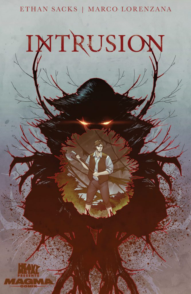 intrusion heavy metal magma comix comics exclusive preview