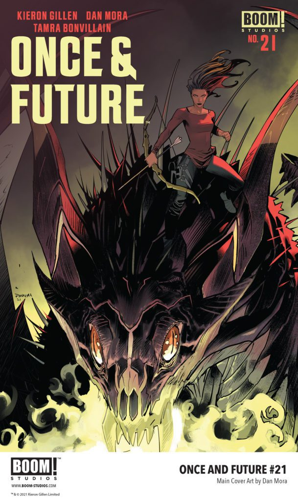 once future boom! studios exclusive preview