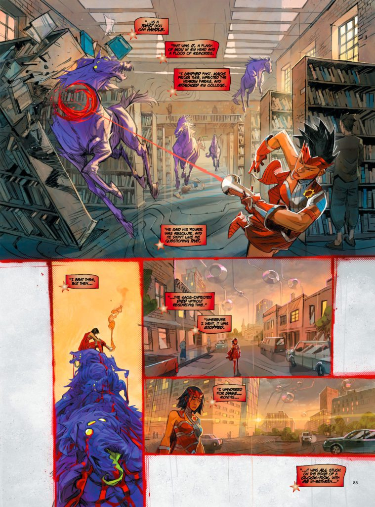 heavy metal magazine exclusive preview starward chapter 5 five